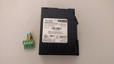 Automation Direct Stride 5 Port Industrial Ethernet Switch Model Se-Sw5U