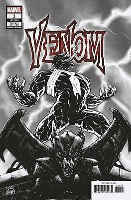 VENOM #1 4TH PTG STEGMAN VARIANT Marvel Comics Presale 8/29/2018