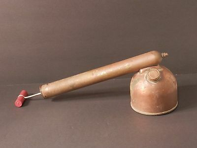 Vintage Copper Brass Adjustable Nozzle Garden Sprayer Decor Decoration