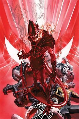 AMAZING SPIDER-MAN #799 1:100 Virgin Variant Red Goblin Alex Ross Marvel NM 2018