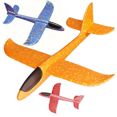 Glider EPP Foam Flying Plane Outdoor Hand Throw Airplane Fun Model Kids Gift Toy