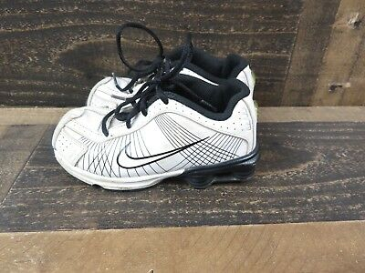 sports shoes 0a406 f9503 ... ireland nike shox toddler little boys athletic shoes black white 10c  01630 c3e64