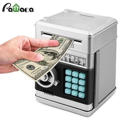 Electronic Piggy Bank ATM Password Money Box Cash Coins Saving Box Gift for Kids