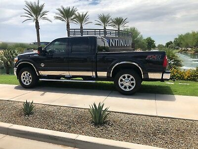 2012 Ford F-250 Lariat 2012 Ford F250 Lariat Diesel Pickup with only 33K Actual Miles
