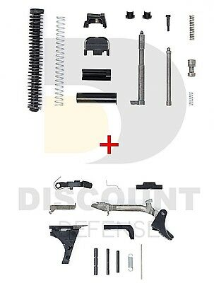 For Glock Upper Slide & Lower Parts Kits Glock 19 Gen3 Genuine Factory Parts 9mm