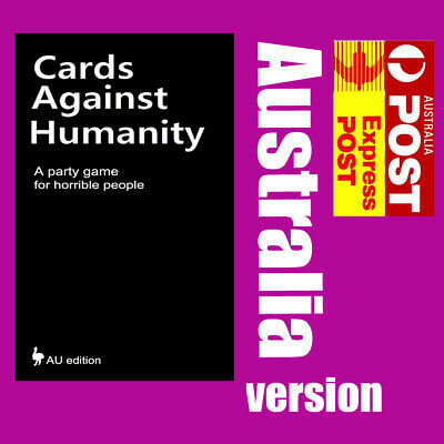 380 Basic Disturbed Friends Card Game The Party Game Should be Banned - AU Stock