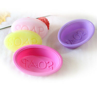 Small Soap Mold Diy Silicone Mold Soap Candy Cake Baking Tool Silicone Mold AU