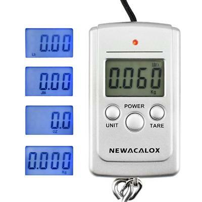 Mini Digital Scale for Fishing or Luggage Travel Weighing 40kg X 10g
