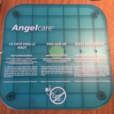 Angelcare AC401 Movement, Sound and Temperature Monitor