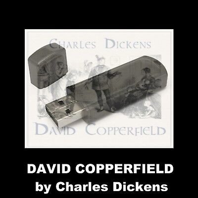David Copperfield By Charles Dickens. Enjoy This Audiobook In Your Car Or Home!