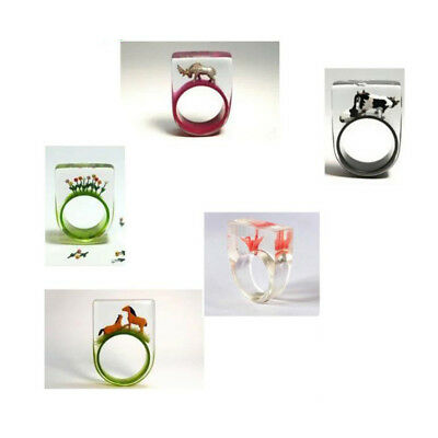 13mm 15mm Resin Ring Mold Jewelry Making Casting Silicone Rings Moulds Tools