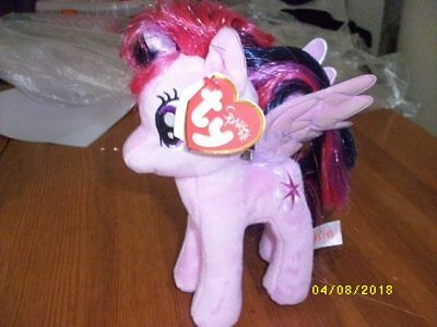 My Little Pony Baby - Schmusetier Twilight Sparkle, 15 cm TY 41004