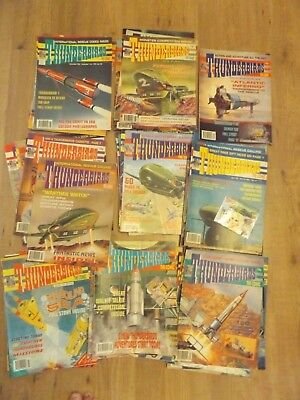 Thunderbirds Comic Collection - Excellent value to be sold. International Rescue