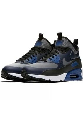 free shipping 56977 4ae77 Nike Air Max 90 Ultra Mid Winter Trainer 924458-401 Uk 10.5 Eur 45.5