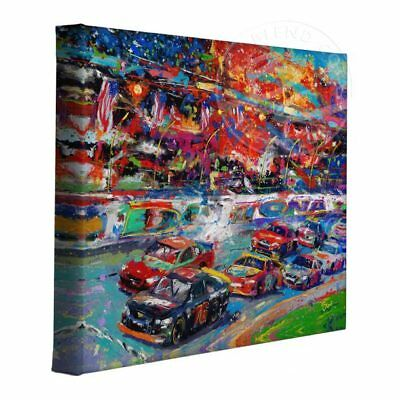Blend Cota The Great American Race11 x 14 Gallery Wrapped Canvas