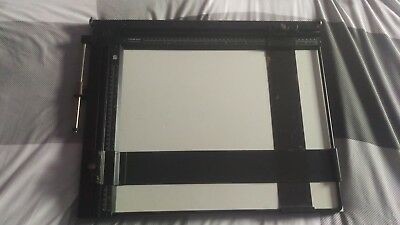 photon beard 8x10 darkroom easel