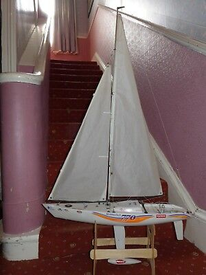 KYOSHO SEA DOLPHIN 770 boat ship RC Spares Repairs - £150 00
