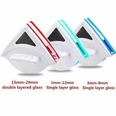 Home Window Glass Cleaner Tool Double Side Magnetic Window Glass Cleaning Brush