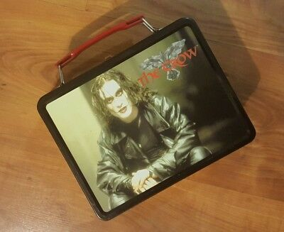 The Crow Metal Lunch Box NECA Limited Edition 3084/6000 !!!FREE SHIPPING!!!