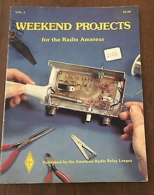 Vintage Vol 1 Weekend Projects For The Radio Amateur 1979