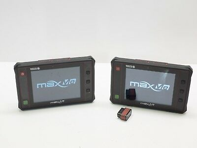 MATCO TOOLS MAXME MDMAXMEA Diagnostic Scan Tool Lot of 2 Read
