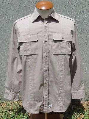 Disney MGM Hollywood Studios INDIANA JONES STUNT SHOW Cast Costume COSPLAY Shirt
