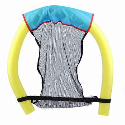 Universal Swimming Floating Chair Amazing Pool Noodle Chair Super Buoyancy QH