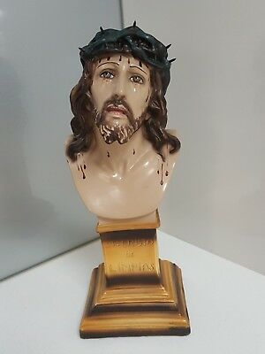 Jesus Statue, CRISTO De LIMPIAS 'Made of Plaster' Over 25years old