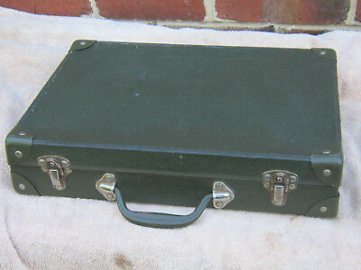 Vintage Suitcase Briefcase Music Case School Case Retro Antique