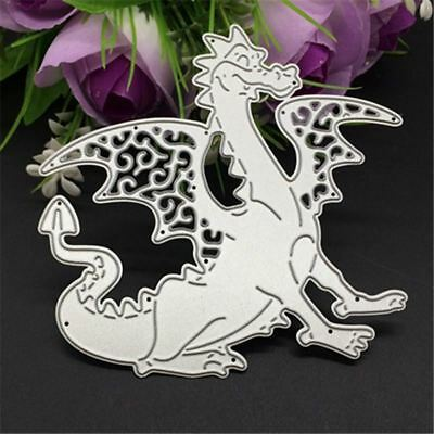 Metal Cutting Dies Stencil Scrapbooking Photo Album Card Paper Embossing Craft D