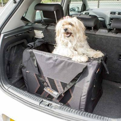 RAC Advanced Canvas Fold Flat Pet Carrier in 3 Sizes FREE DELIVERY