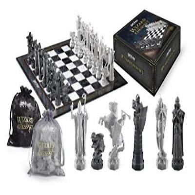 Harry Potter Wizard Chess Set Toy Play The Noble Collection New