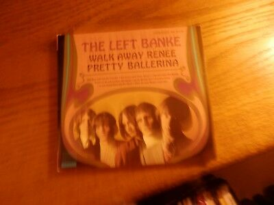 The Left Banke Walk Away Renee New Cd 1304 Picclick