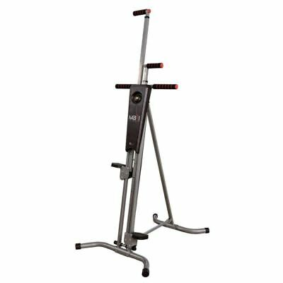 Maxi Climber Unisex Vertical Climbing Fitness System Black