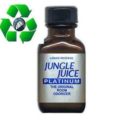 poppers Jungle Juice Platimum 24ml 100% ORIGINAL