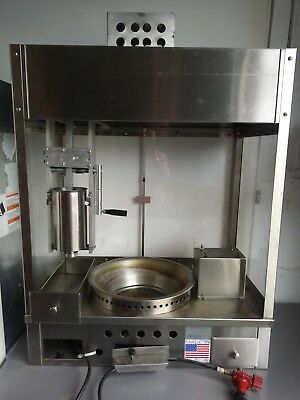 Commercial Stainless Steel Churro Machine