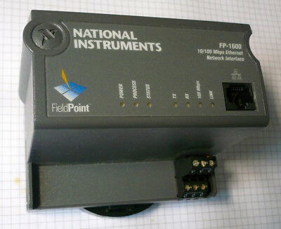 National Instruments Fieldpoint NI FP-1600