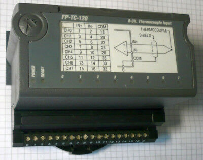 National Instruments Fieldpoint NI FP-TC-120