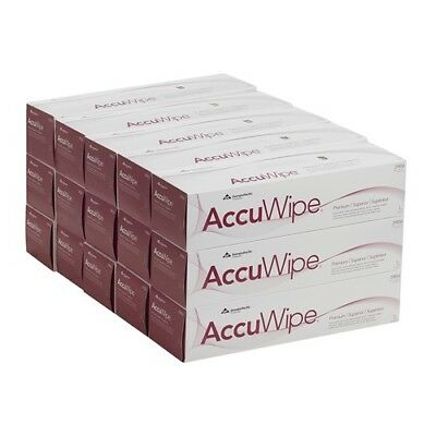 GP AccuWipe 29856 Premium Technical Cleaning Wipers,15 boxes of 140 Wipes