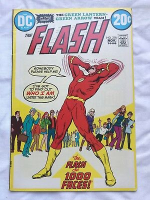 Flash # 218 - Neal Adams art - NM cond. - selling entire collection