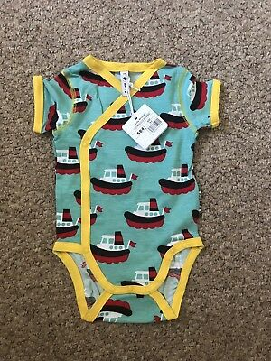 Maxomorra Boat Vest size 62 and yellow ribs 62
