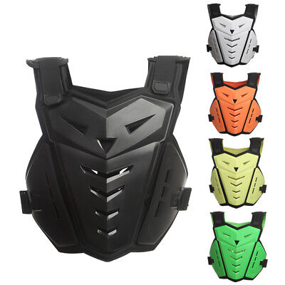 Motorcycle Riding Racing Guard Motocross Vest Chest Protector Body Armor Guard a