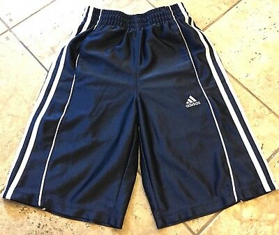 Kids ADIDAS soccer basketball athletic Shorts Size Youth SMALL 8