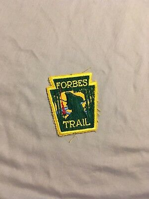 Forbes Trail, East Boroughs Council, Anicus Lodge 67, Keystone, BSA