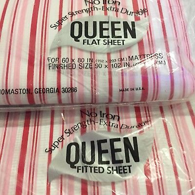 Thomaston Vintage Queen Sheets