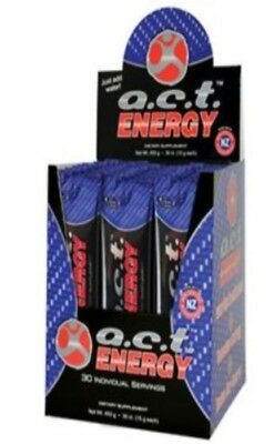 David ACT Energy On The Go 1 Box by Youngevity