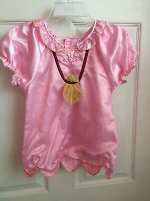 DISNEY STORE Jake Neverland Pirates Izzy Costume Size 5/6 Top Only