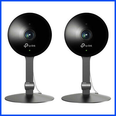 [No Tax] Kasa Cam 1080p Smart Home Security Camera 2-pack by TP-Link, KC120