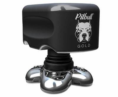 Skull Shaver Pitbull Gold Shaver - New, Open Box Model Head Shaver  3