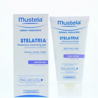 Mustela Stelatria Protective Cleansing Gel 150ml